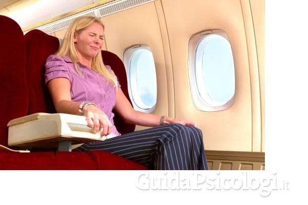 La paura dell'aereo