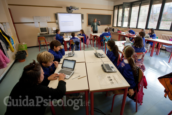 Come un bambino può vivere una scuola digitale