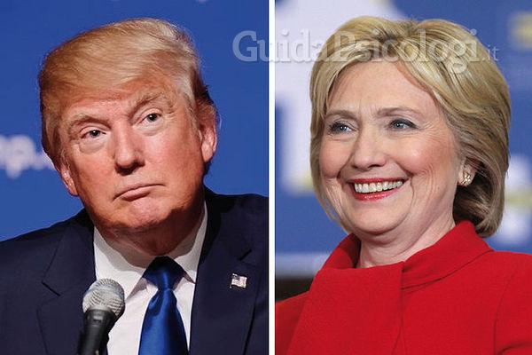 Elezioni Usa: i profili psicologici dei candidati
