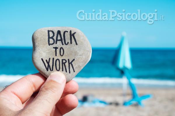 8 consigli per combattere la depressione post vacanze a ferie finite
