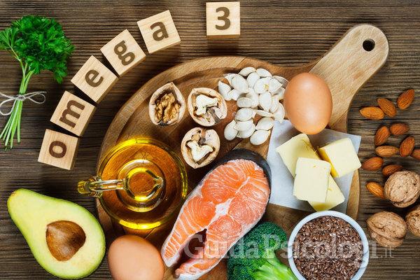 Gli Omega 3 e i benefici per il cervello