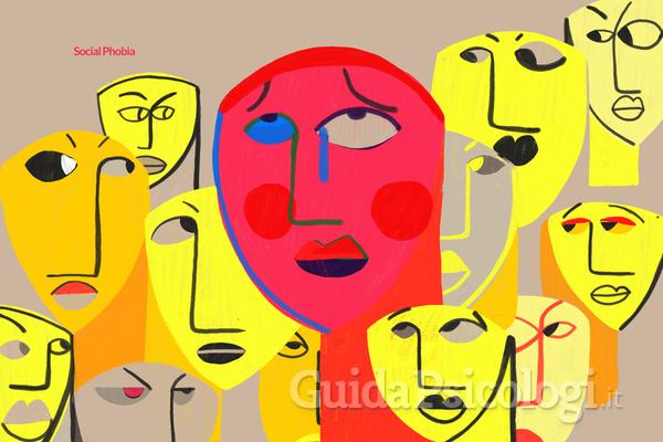 Fobia sociale: l'evitamento attivo di situazioni sociali