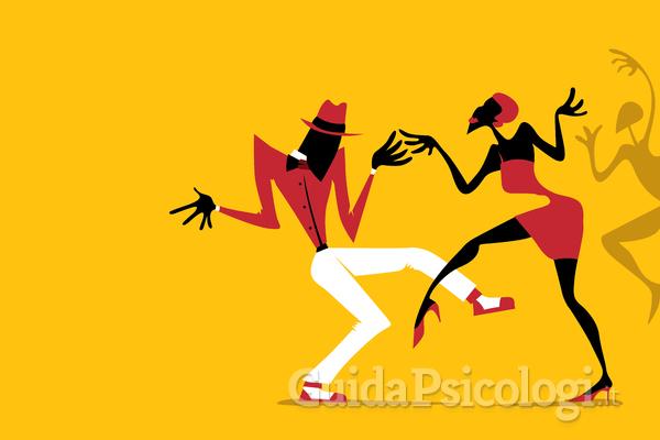 I benefici psicologici del ballo
