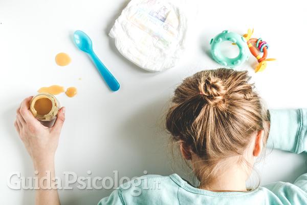 """""""Mia madre è depressa"""": le conseguenze sui figli"""