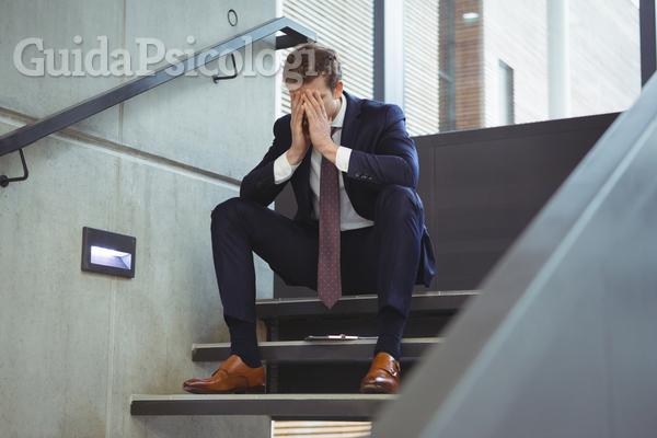 Quando la paura del fallimento aumenta lo stress lavorativo