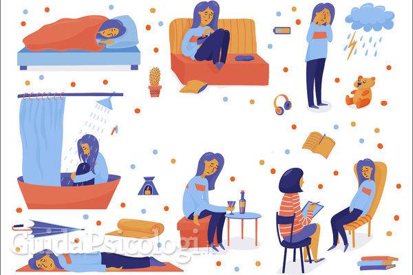 La depressione: caratteristiche e terapia