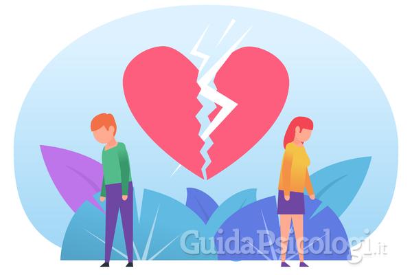 Affrontare una separazione: perché è così doloroso?