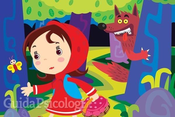 Cappuccetto Rosso e il lupo incontrano la psicoanalisi