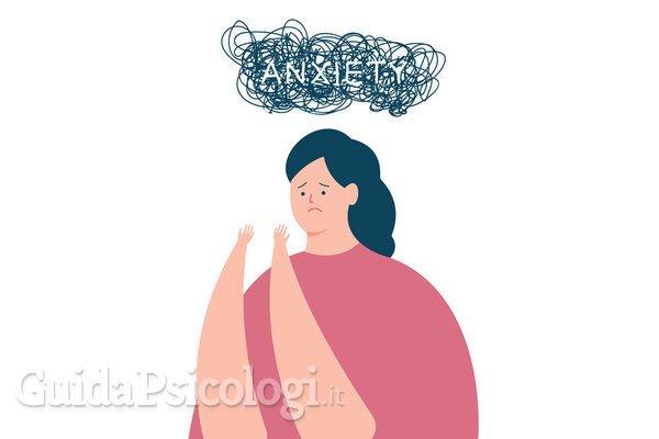 I disturbi d'ansia spiegati in una prospettiva psicologica-famigliare