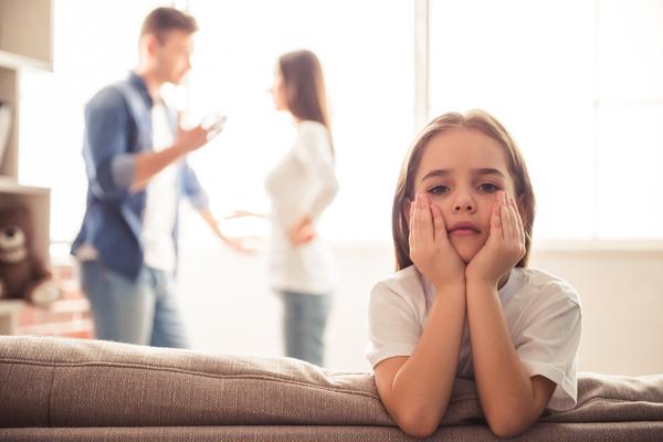 Separarsi: e i figli?