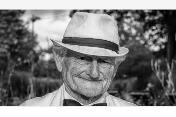 L'anziano dallo psicologo