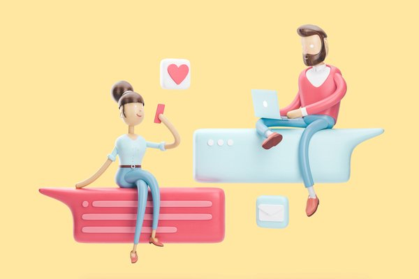Digital love transformation: l'amore online ai tempi della quarantena