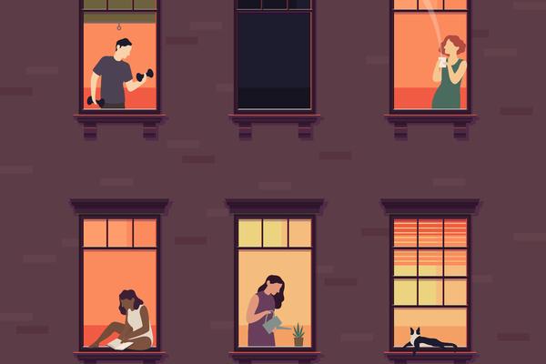 Isolamento, tempo libero, famiglia: cosa ci crea maggior disagio?
