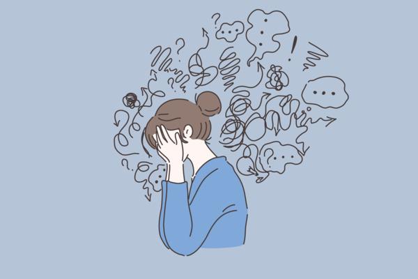 Sconfiggere l'ansia in 4 mosse
