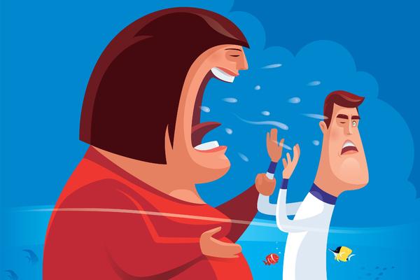 Violenza domestica: quando la vittima è un uomo