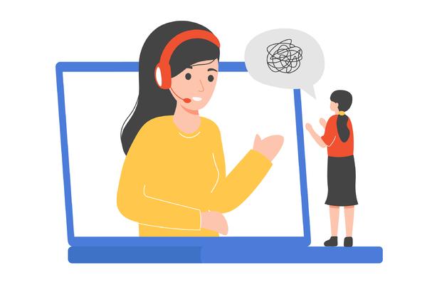 Consulenza psicologica online: come cambia la figura dello psicologo?