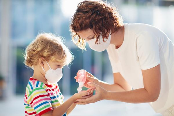 """La """"nuova"""" vita dei bambini all'epoca del coronavirus: tra prima e seconda fase"""