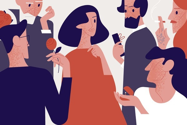Perché attiro sempre le persone narcisiste?Identikit del partner ideale