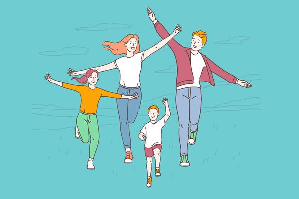 Genitori stressati: auto indulgenza e consapevolezza!