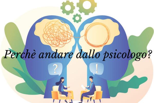 Perchè andare dallo psicologo? Quali sono le differenze tra psicologo, psicoterapeuta, psichiatra e neurologo?