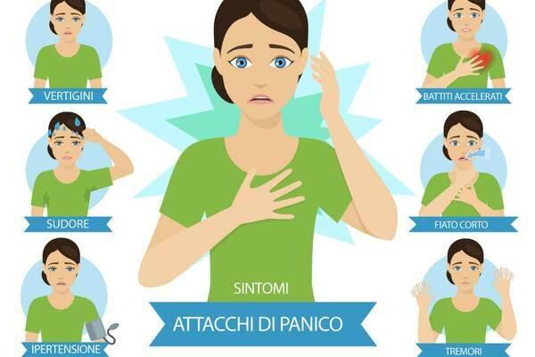 Gli attacchi di panico: cosa sono e perché vengono?
