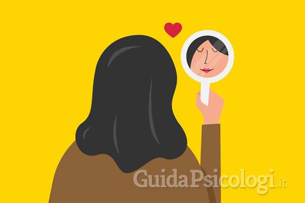 La tecnica dello specchio per imparare ad amarsi
