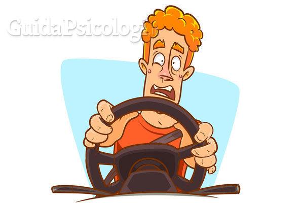 Paura di guidare: come sconfiggere l'amaxofobia