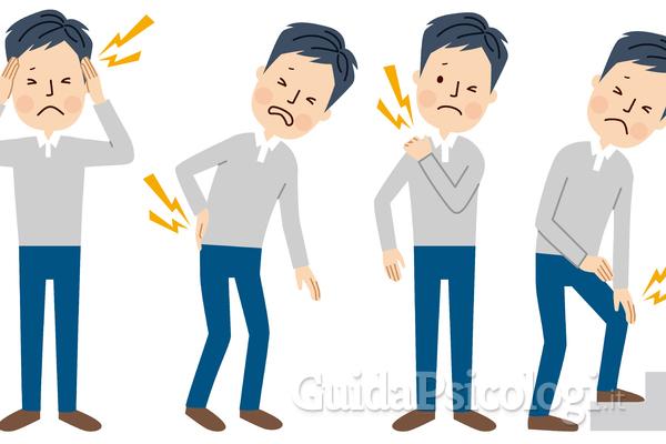 """Il linguaggio psicosomatico: """"Silenzio, parla il corpo!"""""""