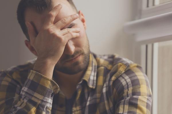 La depressione nel maschile totalizzante