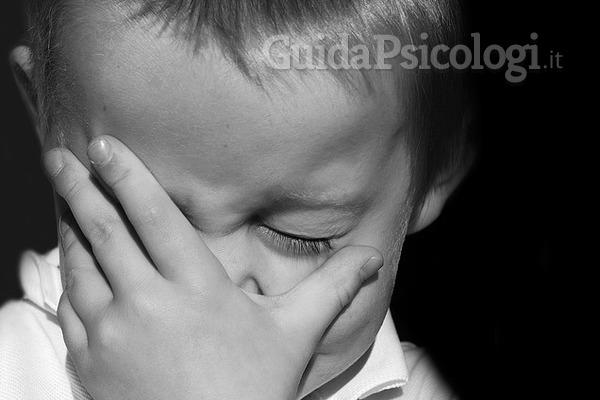 Paure, fobie e ansia infantili