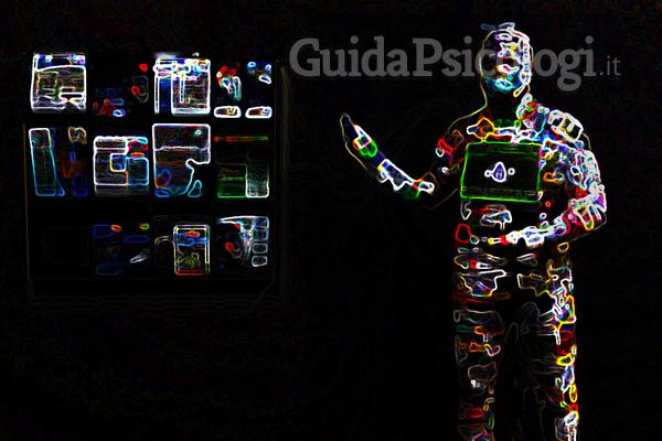 Dipendenze tecnologiche:  noi nella realtà virtuale