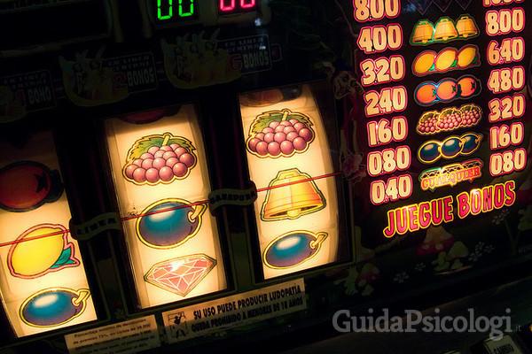 La ludopatia è un impulso incontrollabile a giocare d'azzardo