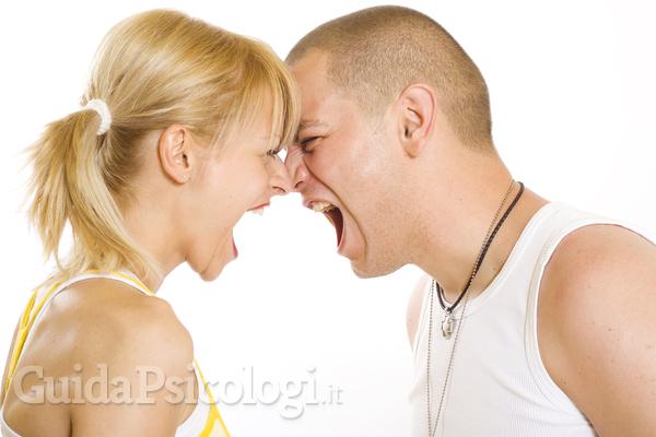 Le difficoltà e il conflitto nelle coppie