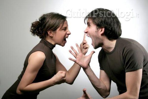 Perché la coppia litiga? Eccovi i motivi più comuni
