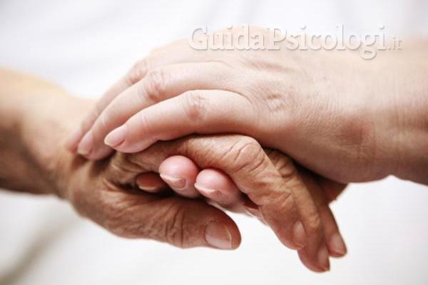 Il gruppo di caregivers di persone con demenza