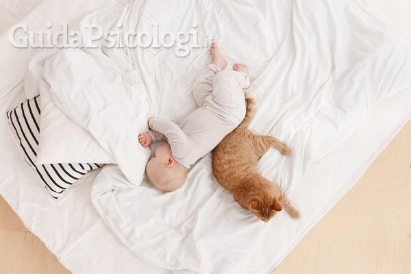 Perchè i bambini non dormono?