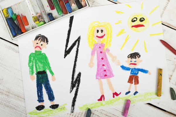 PAS: sindrome di alienazione genitoriale