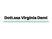 Dott.ssa Virginia Demi