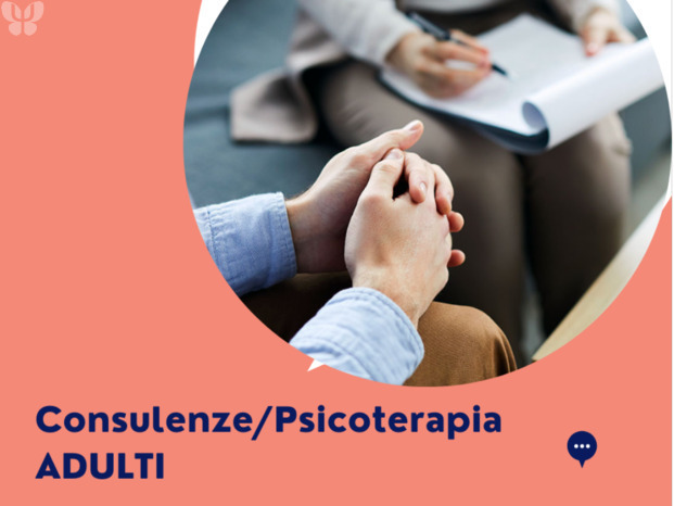 Consulenze/Psicoterapia Adulti