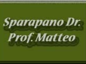 Sparapano Dr. Prof. Matteo